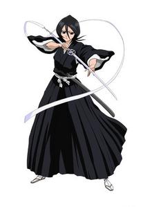 Rukia's Shikai