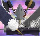 Seven Ninja Swordsman of the Mist