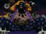 Marshall D Teach (Blackbeard)