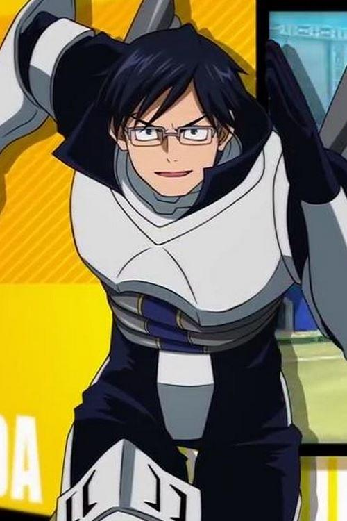 Tenya Iida Five World War Wikia Fandom