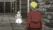 Yuri stumbles upon Mavis