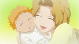 Baby ichigoxmisaki kurosaki by fangsofpoison-d32uqfc