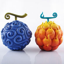 Anime-One-Piece-Devil-Fruit-Flame-Flame-Fruit-Gum-Gum-Fruit-Ace-Luffy-PVC-Figure-Model
