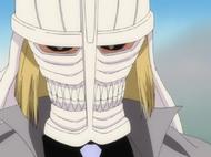 Shinji's mask