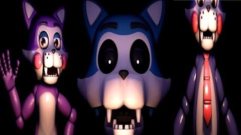 Five nights at Candy's night 1 WHOLLY ATMOSPHERE OF DEATH