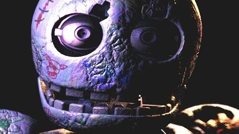 """Five Nights At Candy's Night 3 Complete """"Nightmare Blank"""""""