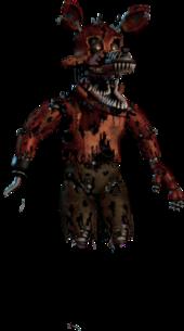 NightmareFoxyNavi