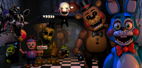 image all fnaf 2 animatronics png five nights at freddy s wiki