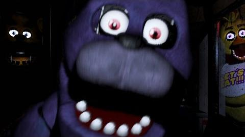 WARNING SCARIEST GAME IN YEARS Five Nights at Freddy's - Part 1-0