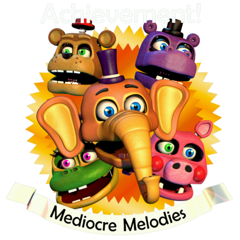 Mediocre Melodies | Five Nights At Freddy's Wiki | FANDOM ...