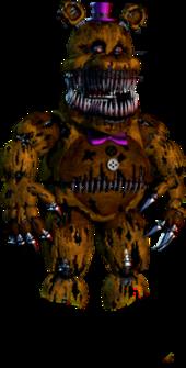 Fredbear-Navi