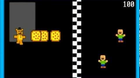 Freddy Fazbear's Pizzeria Simulator Gameplay Trailer (official)