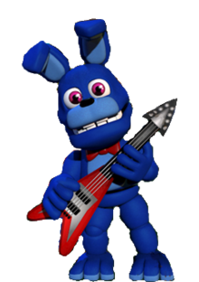 Adventure bonnie full body request by joltgametravel-d9hib8u