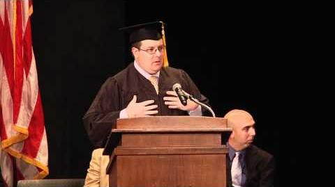 Gary Franchi Addresses the Class of 2012