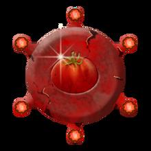 Tomato badge
