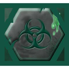 Radioactive badge l5