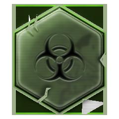 Radioactive badge l4