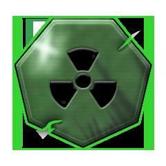Radioactive badge l1