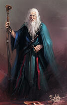 Human wizard by saturnoarg-d3kpdus