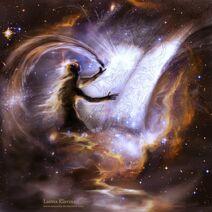 Space Book by Amuuna