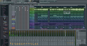 FLStudio-Mainscreen