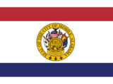 Flag of Mobile, Alabama