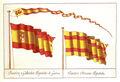 Banderas elegidas por Carlos III