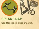 Spear Trap