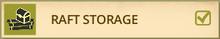 Raft storage