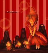 At flame princess by kiome yasha-d5dmei1