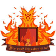Flameprincessheraldicshield