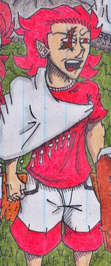 Leohvin (Color Spread) (Welko Arc)