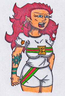 Rentrinquillika Akihiro (Welko Arc)