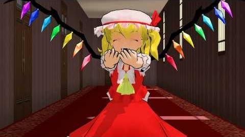 Touhou MMD - Flandre Doesn't Need Drugs!! 720p