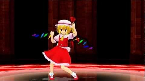 【東方MMD】Flandre's 「Grip & Break down !!」