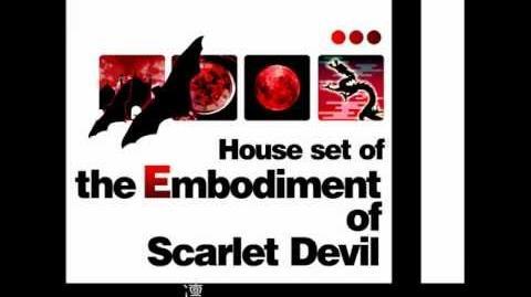 House Set of Embodiment of the Scarlet Devil 14-U.N. Owen Was Her?