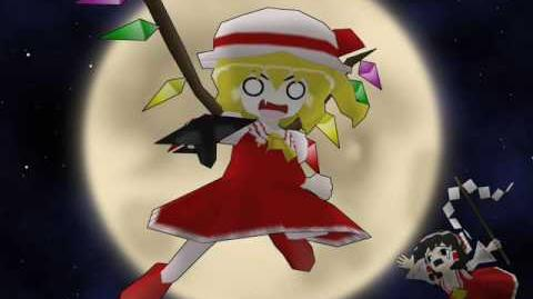 Touhou Fighter 3D-U.N. Owen was her?