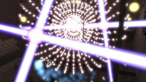 Touhou 3D Marisa vs Flandre