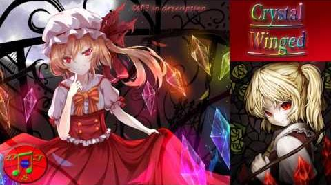 Touhou Remix - Crystal Winged U.N. Owen was her?