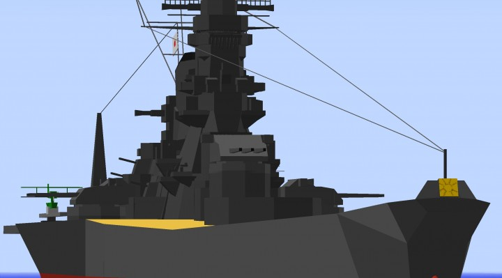 Yamato-class battleship | Flans Powers Wiki | FANDOM powered