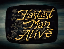 Fastestmanalivetitlecard