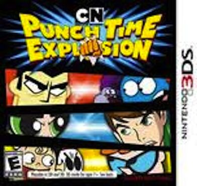 Punch Time Explosin