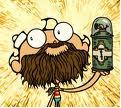 Adventure beard