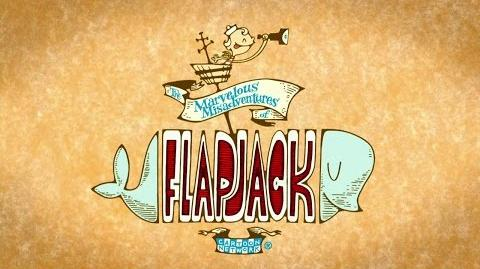 The Marvelous Misadventures of Flapjack - Intro 720p & 16 9