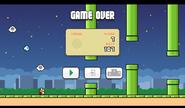 FlappyBirdsFamily-GameOver