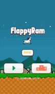 FlappyRam-TitleScreen