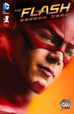 312px-The Flash Season Zero chapter 1 cover