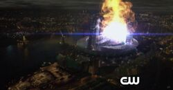 TheFlash StarLabs Explosion-590x306
