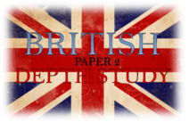 BRITISH DEPTH STUDY