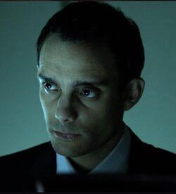 1x05 Bureau Agent